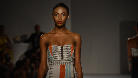 Isy B. Intern at Cayman Fashion Week 2015