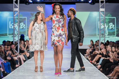 Fashion Designer Isy Obi from the Cayman Islands wins Emerging Designer of the Year at Phoenix Fashion Week