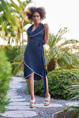 Copy of SPF 50 Sun Wrap Dress and Cover Up
