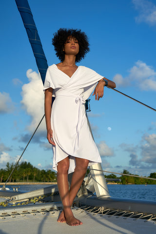 SPF 50 Sun Wrap Dress and Cover Up