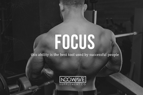 Improving Gym Performance Through Focus