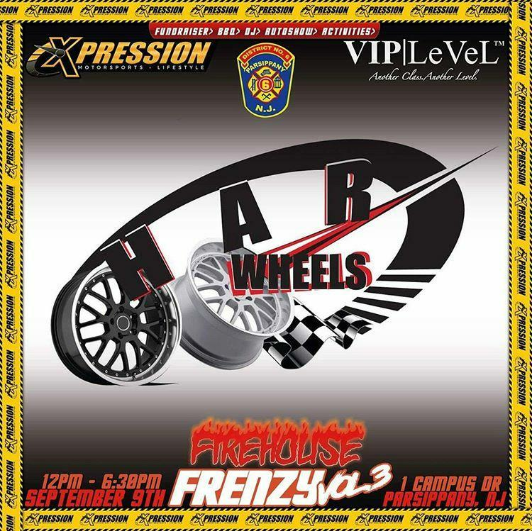 Firehouse Frenzy Vol.3 September 9,2017