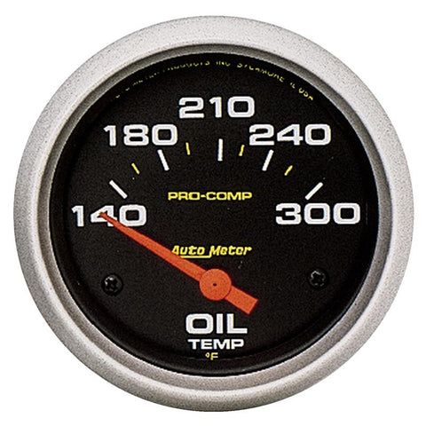 AUTOMETER Pro-Comp Series; Oil Temperature