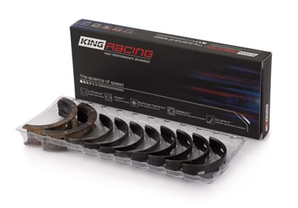 King Honda/Acura Size (STDX) Performance Main Bearing Set