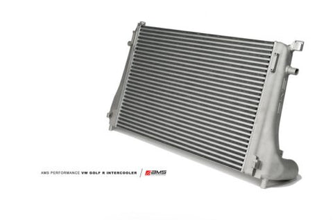 AMS  MK7 Golf R Front Mount Intercooler Upgrade with cast end tanks