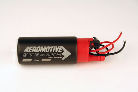 AEROMOTIVE  340 Series Stealth In-Tank Fuel Pump; Offset Inlet