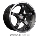 XXR Wheels 555