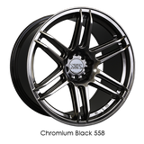 XXR Wheels 558