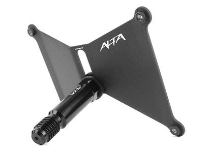 Alta 15-17 Volkswagen GTI MK7 License Plate Relocation Kit