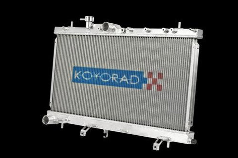 KOYO  Hyper-V Core Radiator; w/ Filler Neck