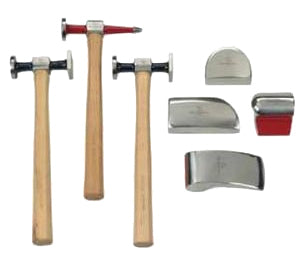 7 Piece Body Hammer Set
