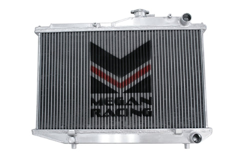 MEGAN RACING RADIATOR (MANUAL TRANS ONLY) FOR TOYOTA 84-87 AE86 MT (2 ROWS)