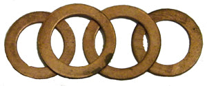 "7/16"" Copper Washer (10 Pk)"
