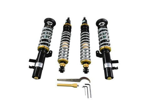 Whiteline Max G1 Coilovers 16-17 Ford Focus RS MK3