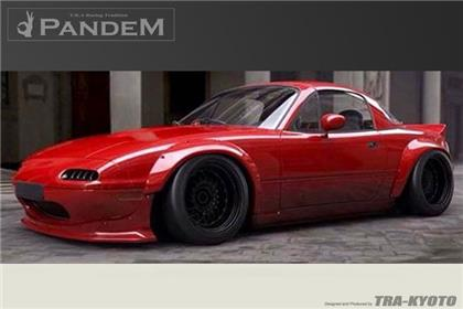 GReddy 89-97 Mazda Miata Rocket Bunny Full Wide-Body Aero Kit