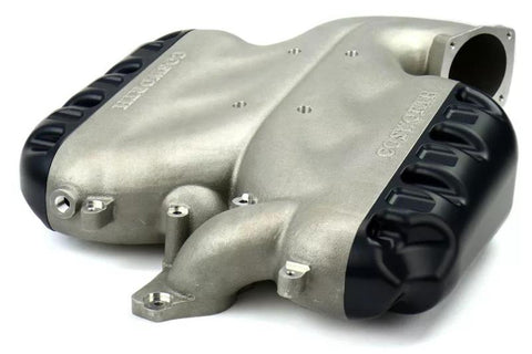COSWORTH  Twin Plenum Intake Manifold; w/Carbon Plenum Covers