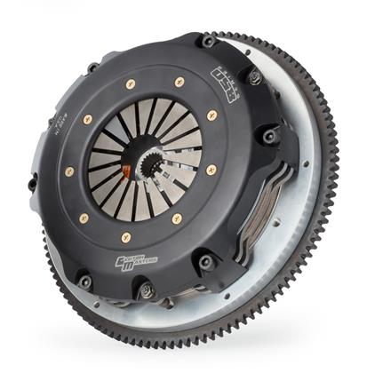 Clutch Masters Seat Leon Cupra R 2.0L 850 Race Twin Disc 8.50in Clutch Kit w/Aluminum Flywheel