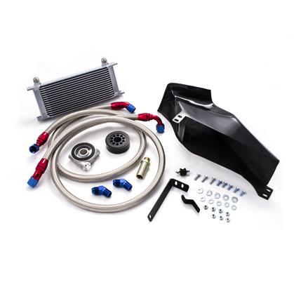 AVO 13-17 Subaru BRZ/Scion FR-S Oil Cooler Kit