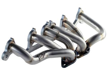 aFe Power Twisted Steel Exhaust Headers 409 Stainless Steel 83-02 Jeep Wrangler (YJ) L4 2.5L