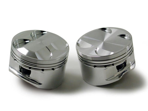 JE-SRP SRP Pistons; For Turbo and Nitrous