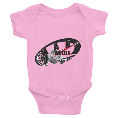 Breast Cancer Awareness Infant Bodysuit