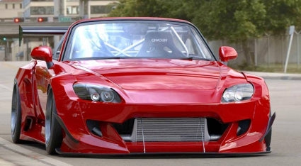 GReddy Pandem RB 00-09 Honda S2000 AP1/AP2 Complete Wide Body Aero Kit w/Ducktail Wing (S/O No Cncl)