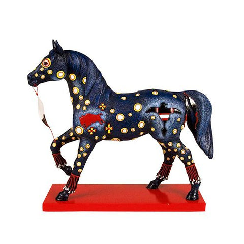 Enesco Trail of Painted Ponies Wovokas Vision Pony Figurine 6.88-Inch