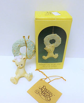 Precious Moments Ornament - Hang On For the Holly Days #520292 by Enesco