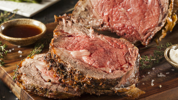 Golden Toad Smoked Prime Rib
