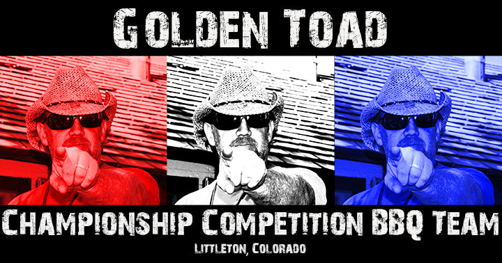 Golden Toad Competition BBQ Team