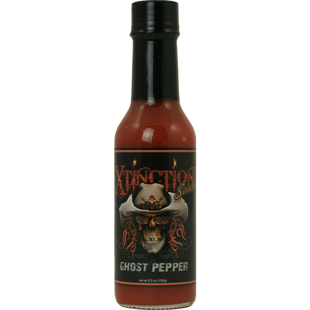 Xtinction Sauce with Ghost Pepper