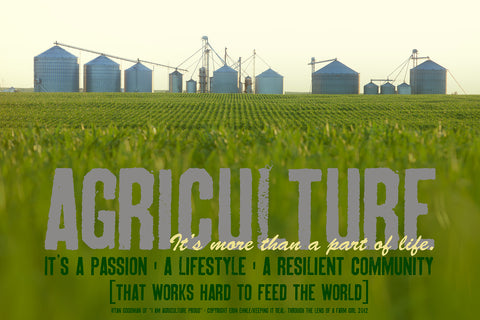 Agriculture Proud