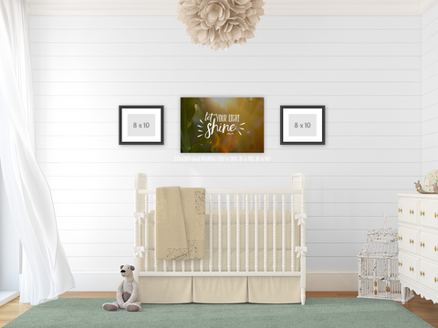 Let Your Light Shine Nursery