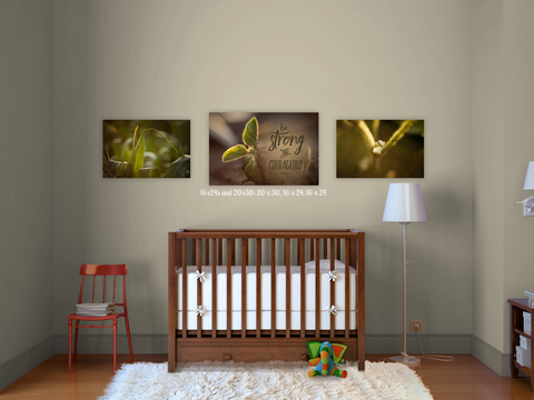 Strong and Courageous Nursery