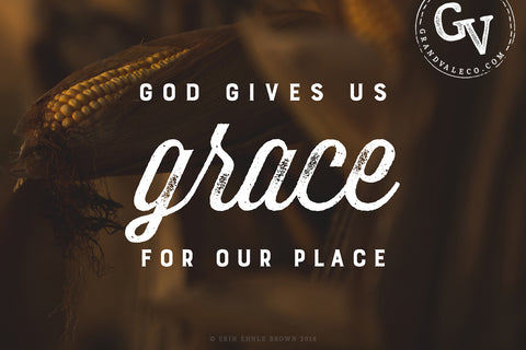 Grace for Our Place