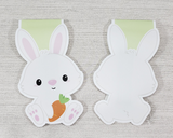 Bunny Magnetic Bookmark