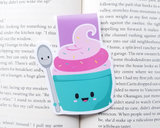 Froyo Magnetic Bookmark