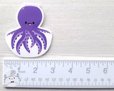 Octopus Magnetic Bookmark