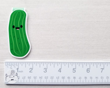Pickle Magnetic Bookmark