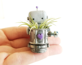 Robot Airplant Holder