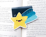 Star Shooting Magnetic Bookmark