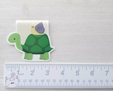 Turtle Magnetic Bookmark