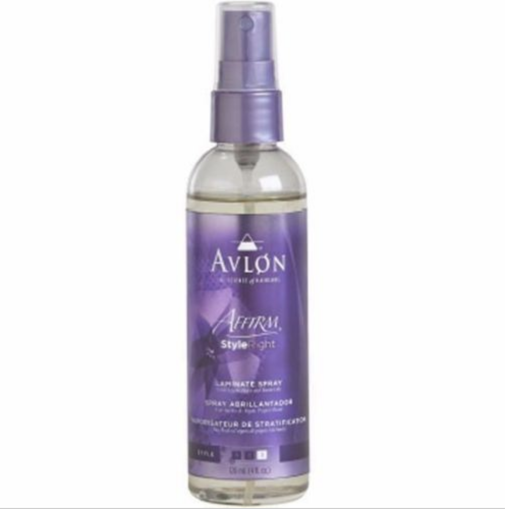 AVLON AFFIRM Style Right Laminate Spray 4 oz