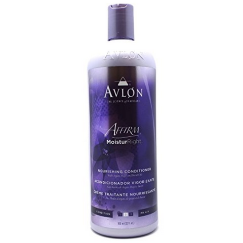 Avlon Affirm Moistur Right Nourishing Conditioner  32 oz