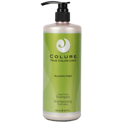 COLURE True Color Care  Purifying Shampoo, Select