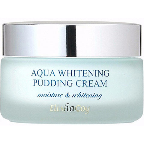 ELISHACOY Aqua Whitening Pudding Cream 50g