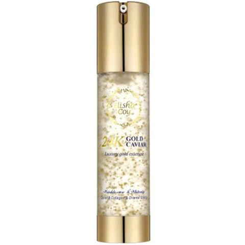 ELISHACOY  24K Gold Caviar Luxury Gold Essence 50ml