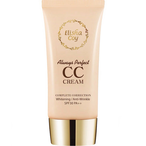 ELISHACOY Always Perfect CC Cream [SPF 30/ PA++] 50g