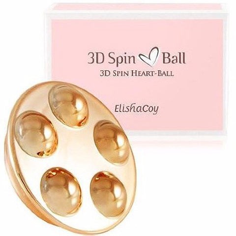 ELISHACOY 3D Spin Heart Ball