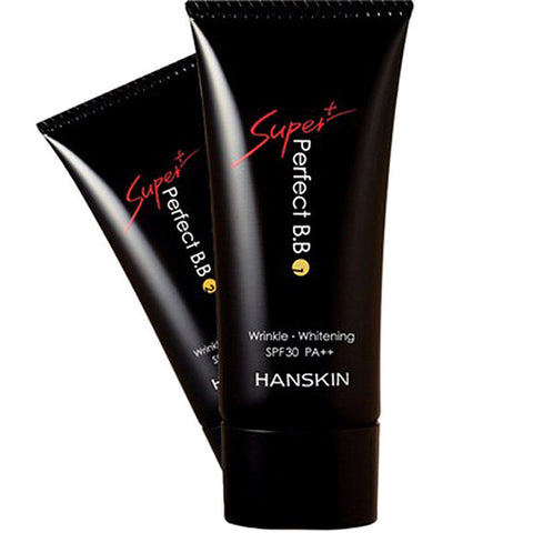 HANSKIN Super Plus Perfect BB Cream [SPF 30/ PA++] 30ml, Select